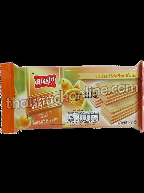 Bissin - Wafers Orange (29g)