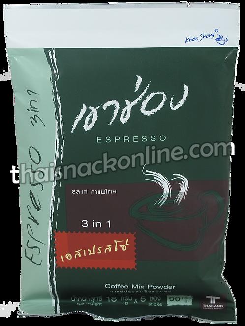 Khao Shong - Coffee Espresso (5x18g)