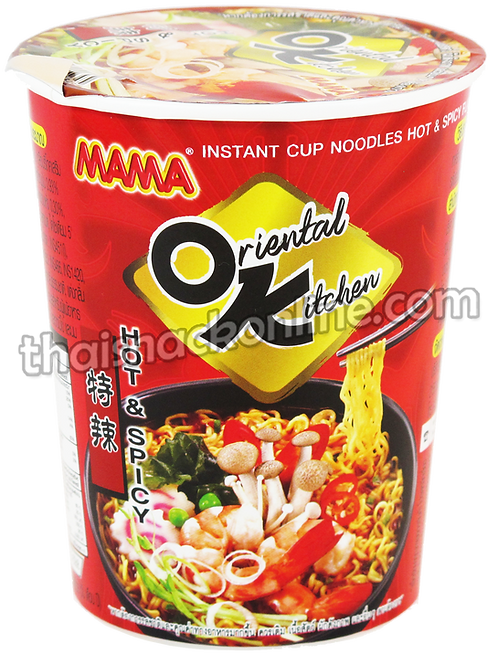 Oriental Kitchen Cup - Hot & Spicy (65g)