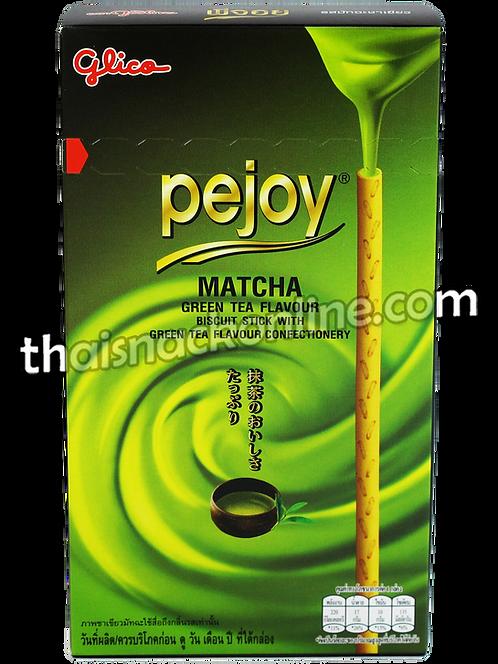 Pejoy - Biscuit Stick Green Tea (44g)