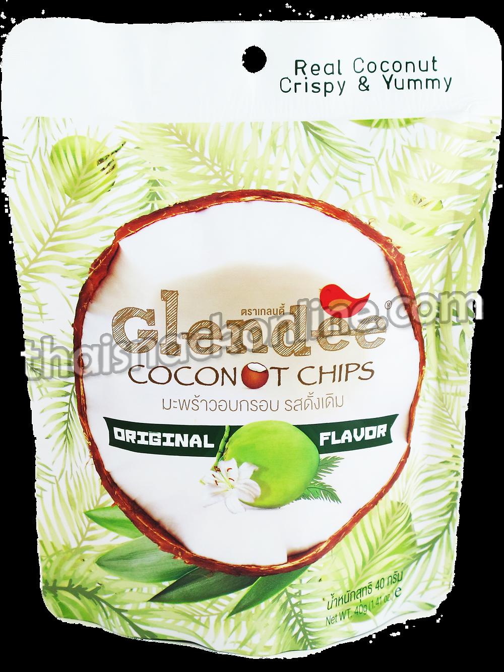 Glendee - Coconut Chips Original