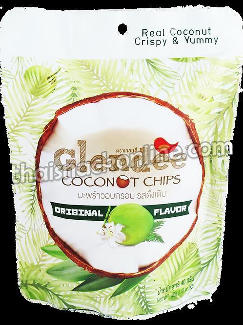 Glendee - Coconut Chips Original (40g)