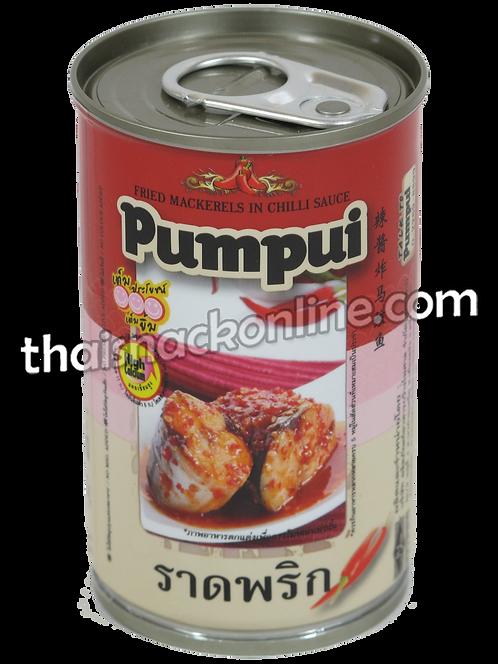 Pumpui - Fried Mackerels in Chilli Sauce (155g)