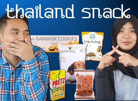 Indonesian React to Thailand Snacks | I am Varsity