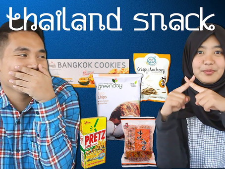 Indonesian React to Thailand Snacks | I am Varsity