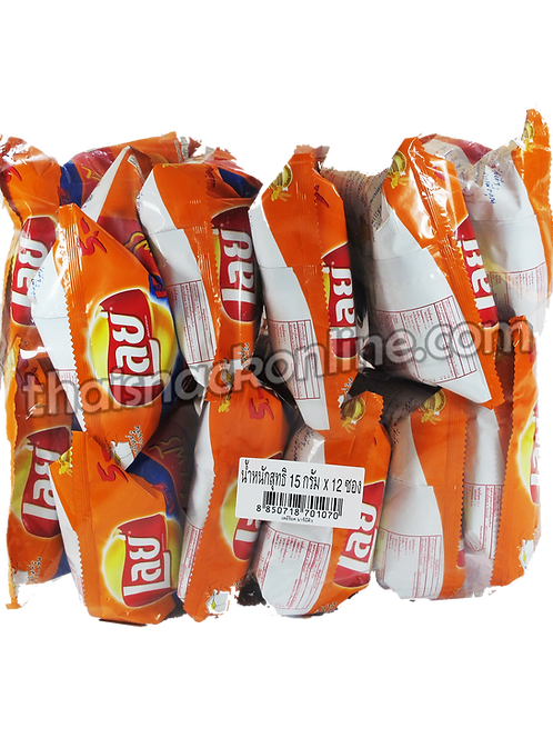 Lay's - Potato Chips Extra Barbecue (12x13g)