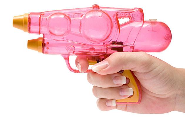 Water Handgun
