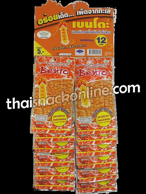 Bento - Squid Thai Herb & Spice (12x6g)