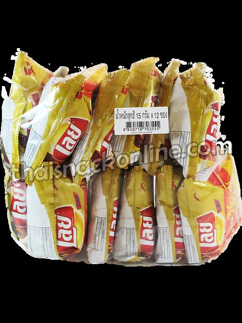 Lay's - Potato Chips Hot Chilli Squid (12x13g)
