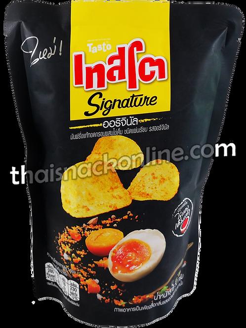 Tasto - Potato Chips Salted Egg (50g)