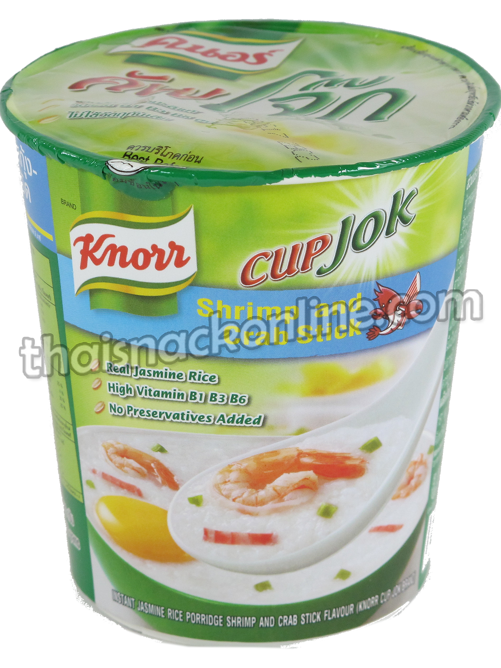 Knorr Cup - Congee Shrimp and Crab Stick