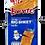 Thumbnail: Bento - Surimi Mixed Squid Zap Zeed (20g)