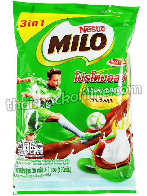 Milo - Chocolate Malt Mixed (5x30g)