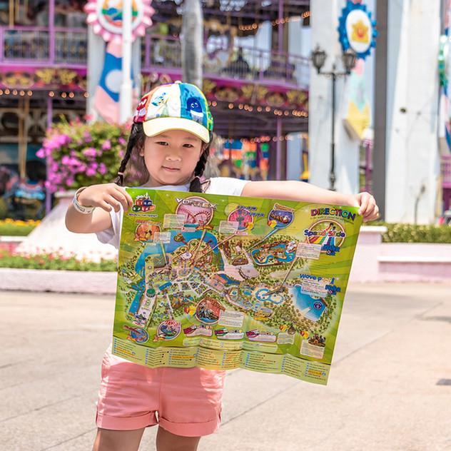 Siam Park City Entrance