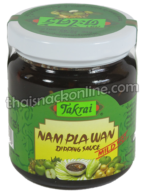 Takrai - Sweet Fish Dipping Sauce (Less Spicy) (225g)