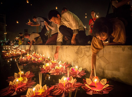 Loy Krathong 2018 | Where to Go?