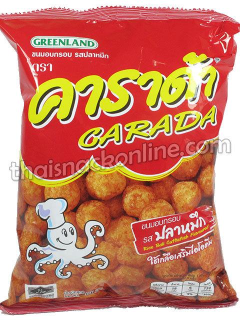 Carada - Rice Ball Cuttlefish (68g)