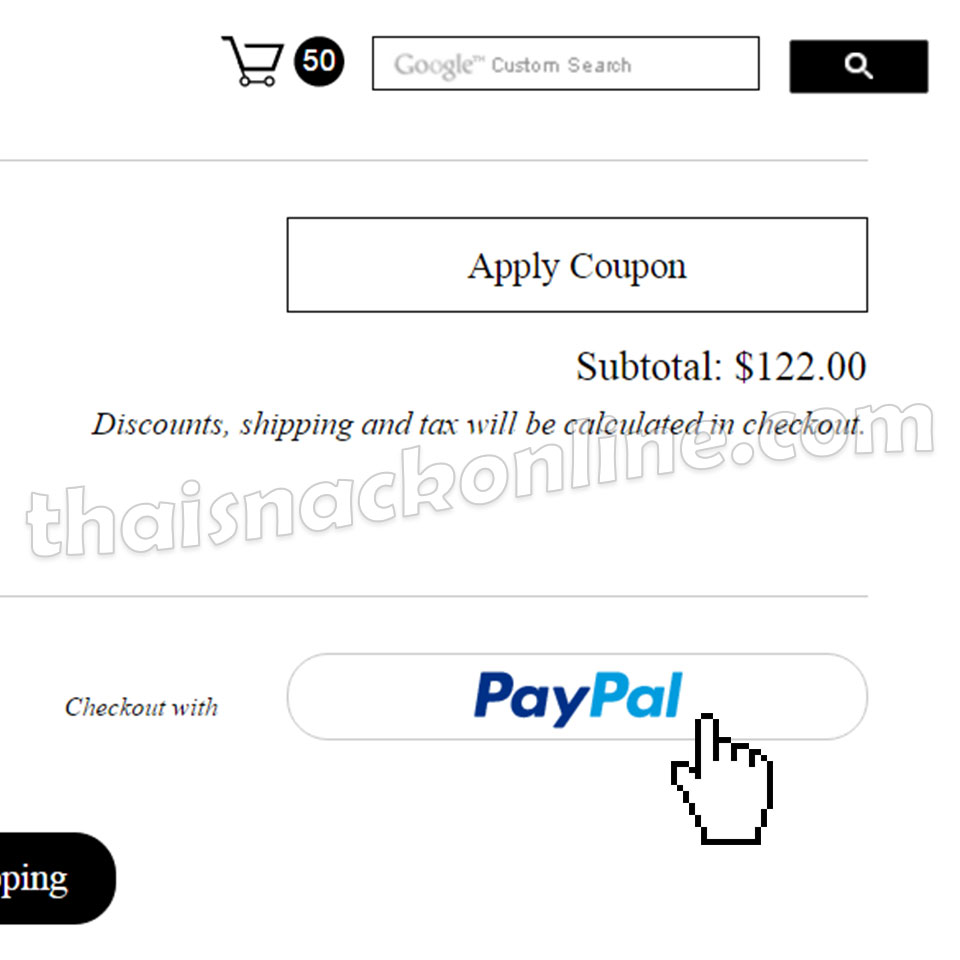 6. Checkout with PayPal