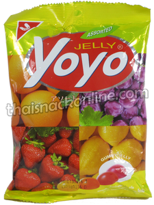 Yoyo - Jelly Assorted (80g)
