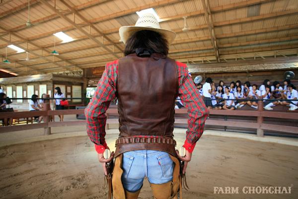 Chokchai Farm Cowboy Thailand
