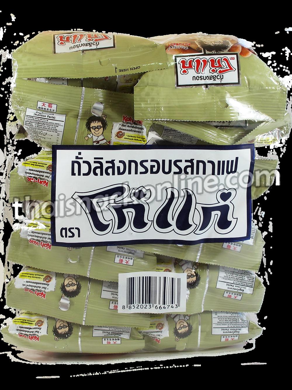 Koh Kae - Nuts Coffee (12x19g)