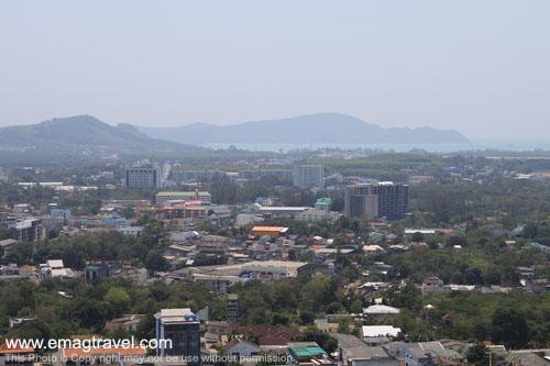 Khaorang hill, Phuket