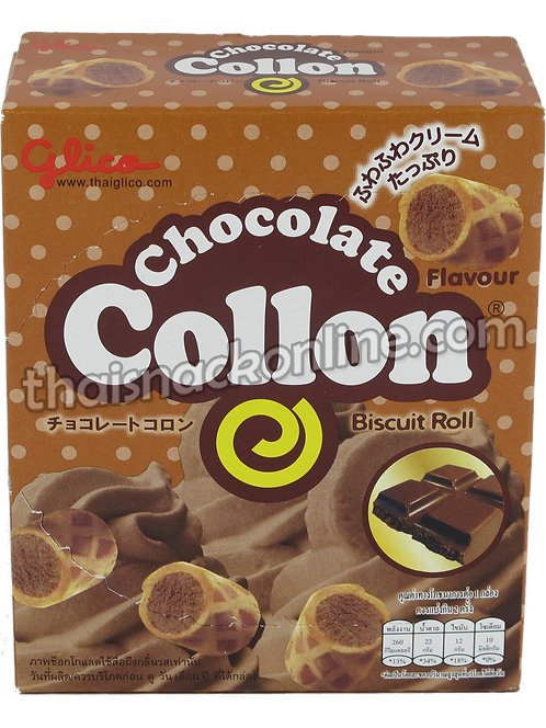 Collon - Biscuit Roll Chocolate (54g)