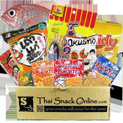 Seasonal Snack Box