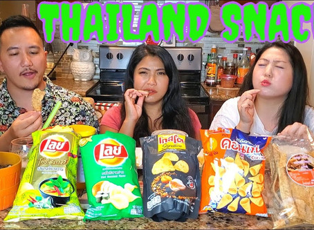 Thai Snacks Taste Test | Trap BISTRO TV