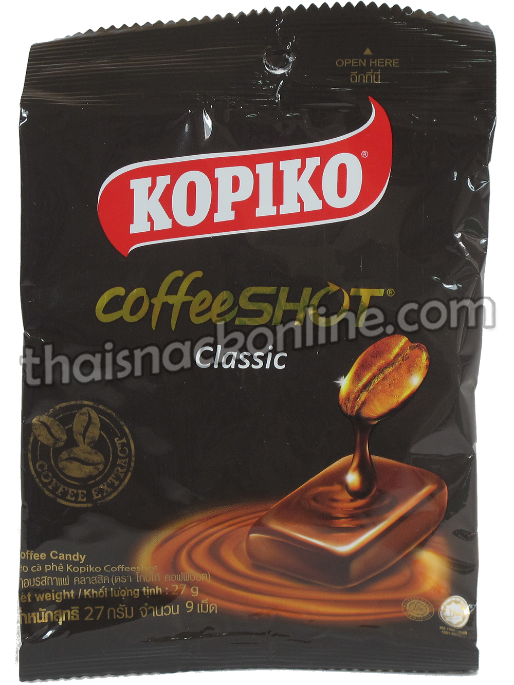 Kopiko - Candy Coffee (27g)