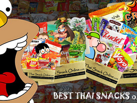 Top 10 Thailand Snacks in 2019