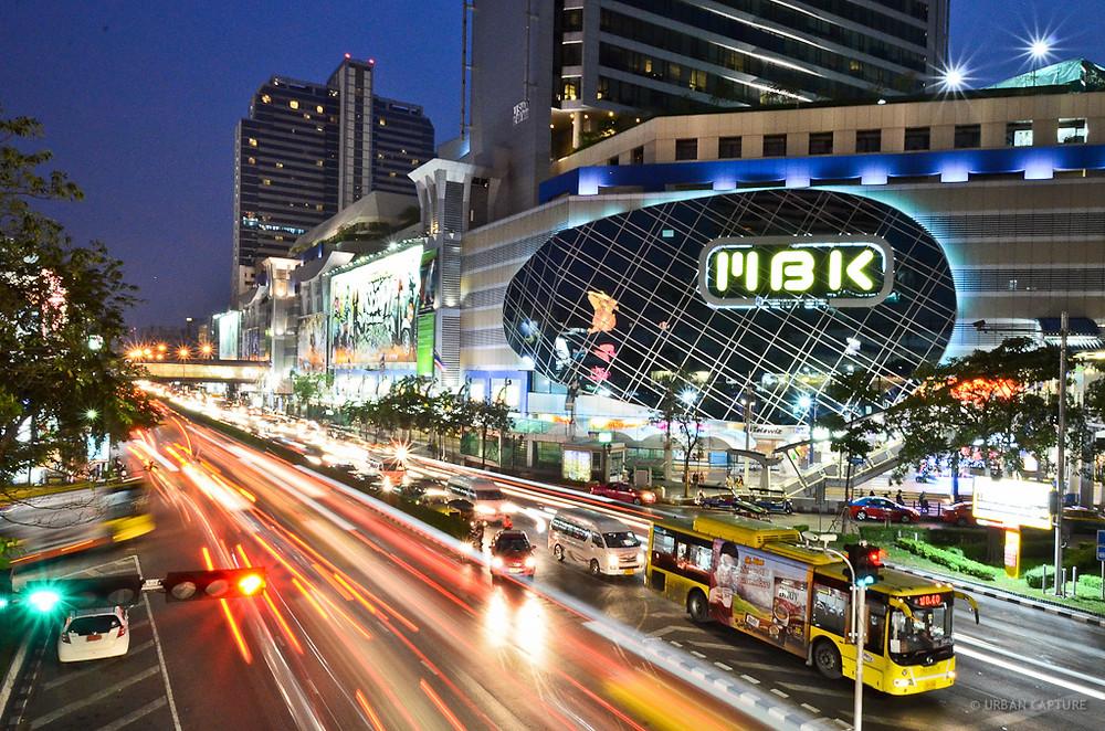 Siam Park - Sea of Bangkok