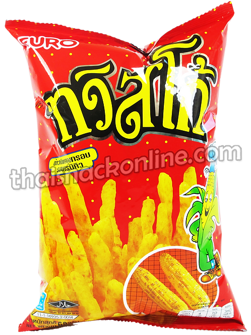 Twistko - Corn Chips BBQ (68g)