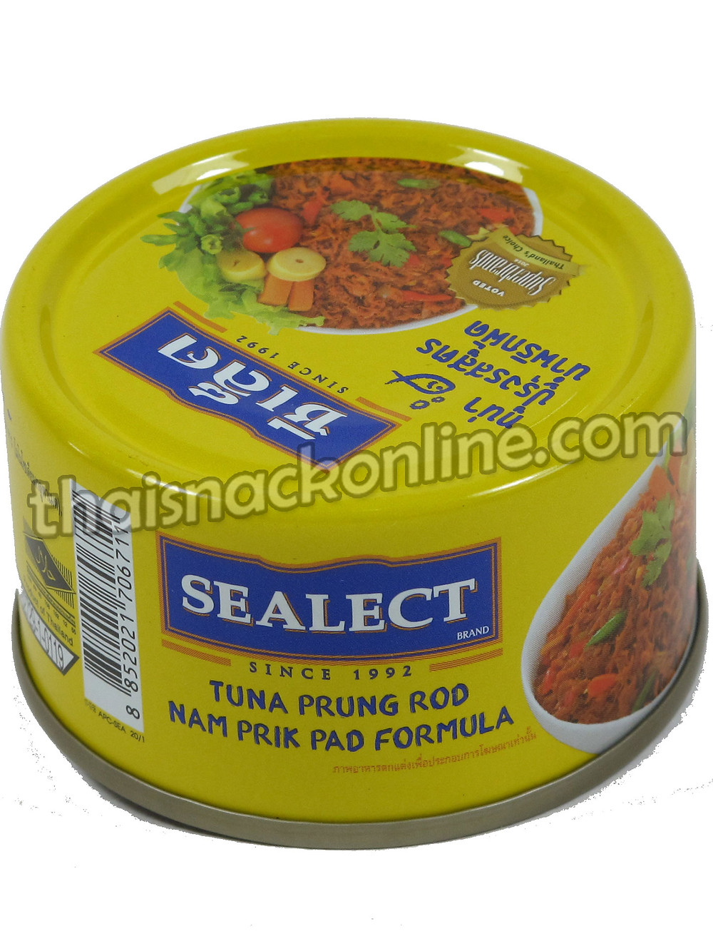 Sealect - Tuna with Fried Chilli Paste