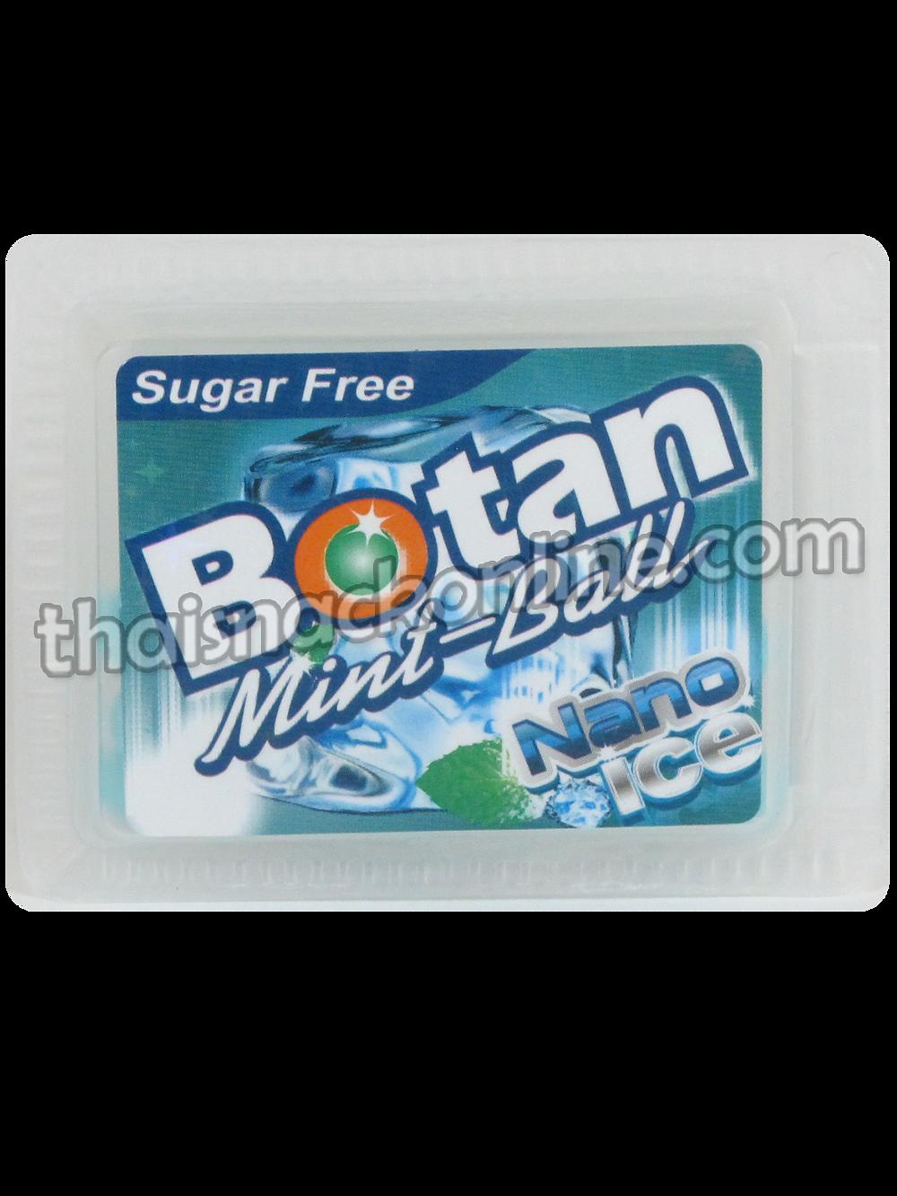 Botan - Mint Ball Ice Peppermint