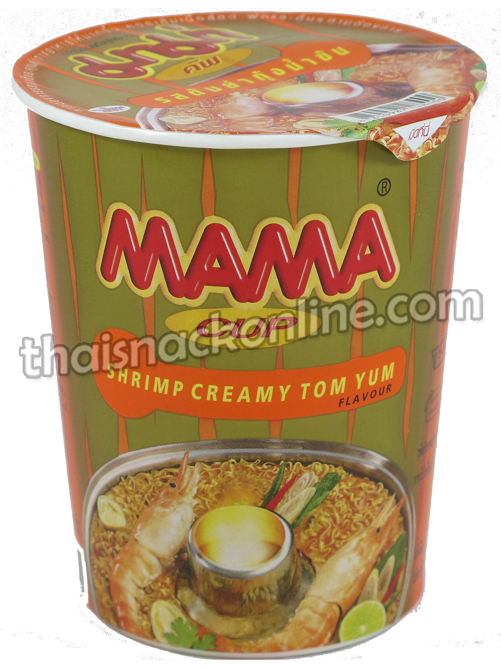 Mama Cup - Shrimp Creamy Tom Yum