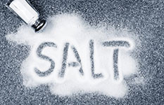Salty – A strong dried taste somehow unpleasant though somehow addicted
