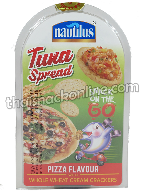 Nautilus - Tuna Spread Pizza (85g)