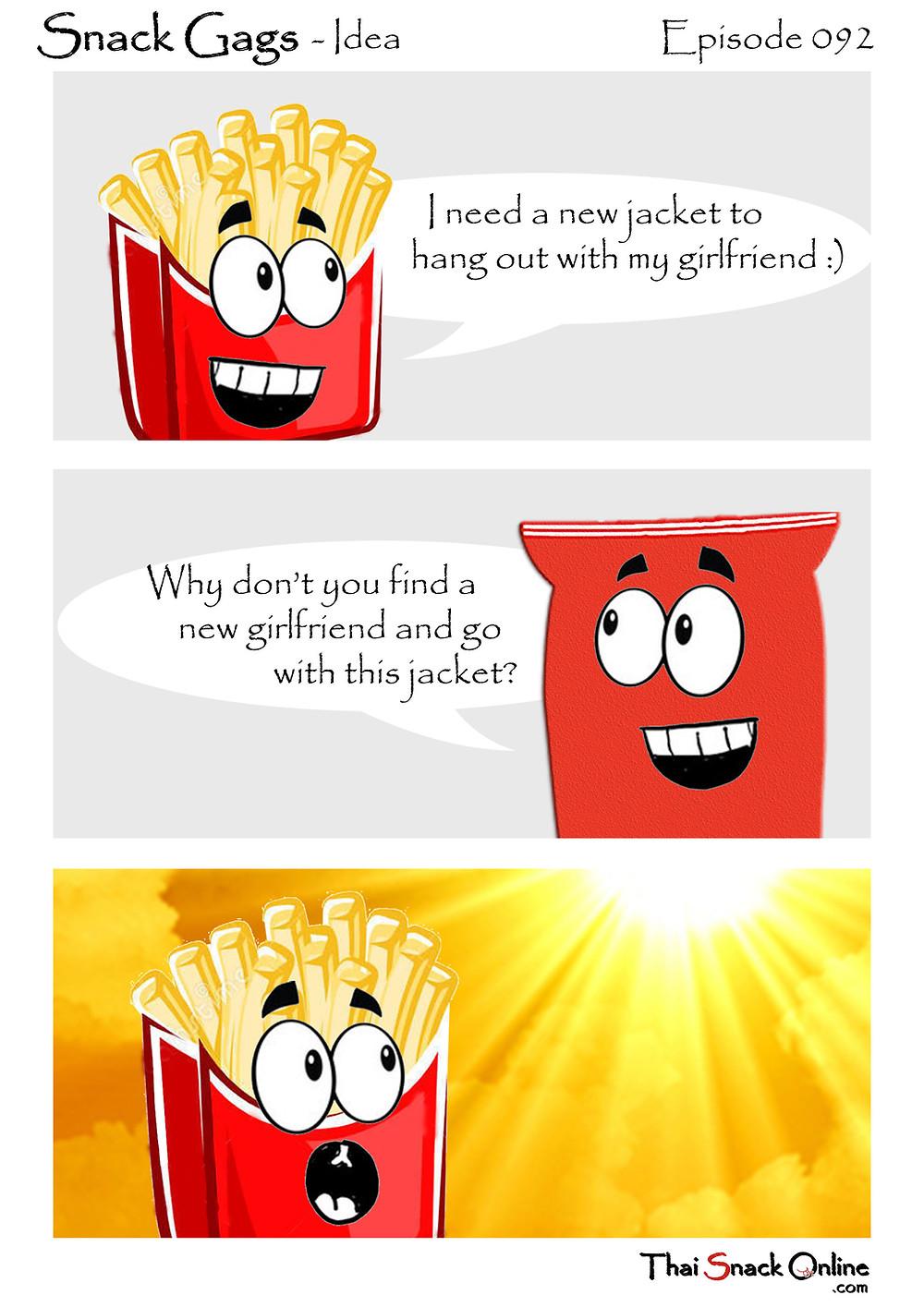 Snack Gags Ep.92 | Idea