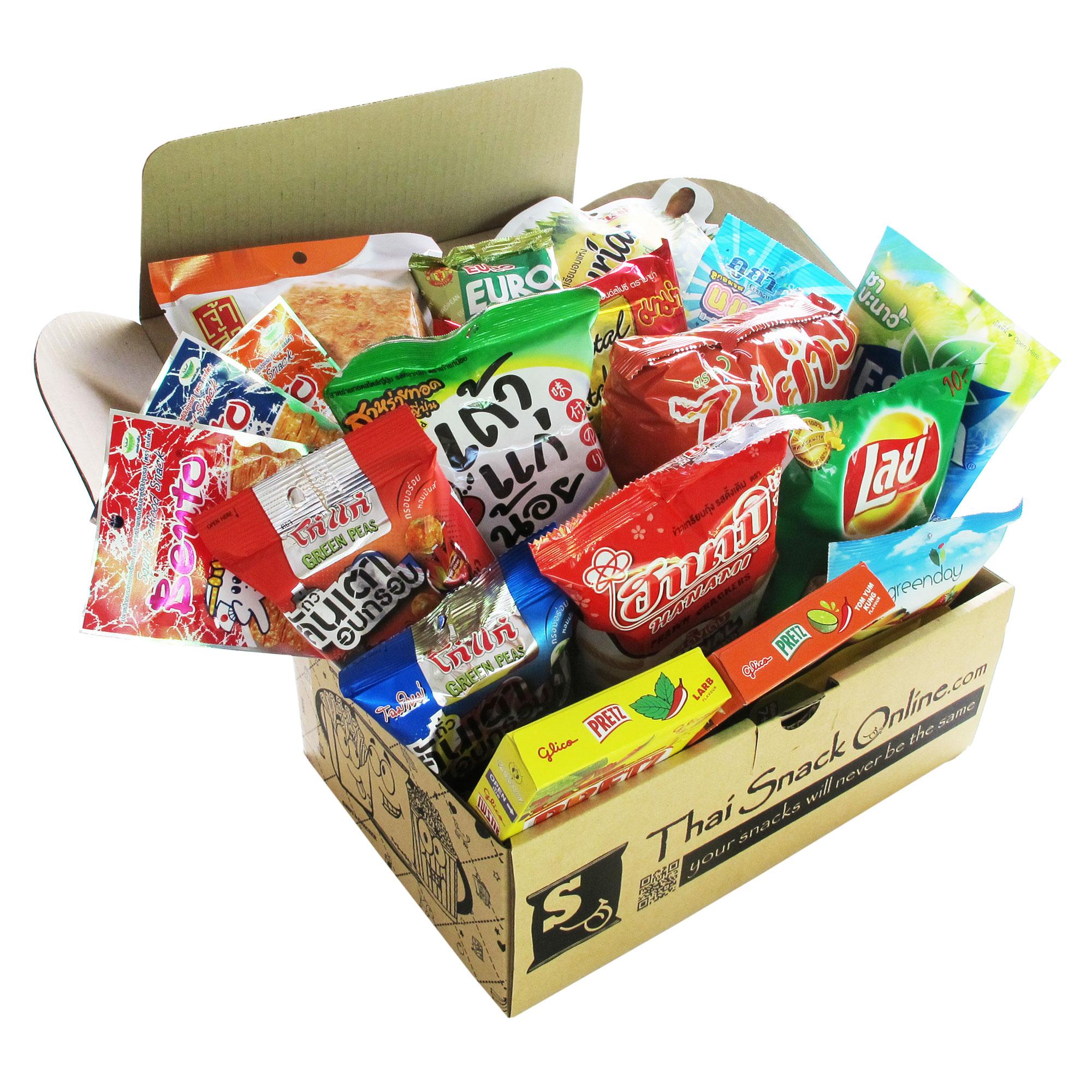 Thai Snack Online | Wholesale Benefits | Wholesaler