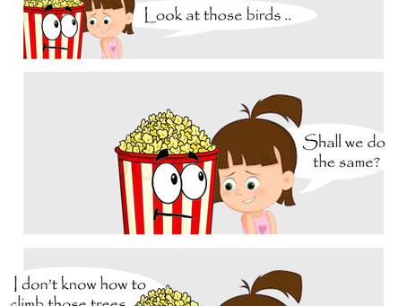 Snack Gags Ep.150 | Birds