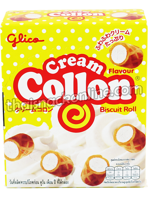 Collon - Biscuit Roll Cream (54g)