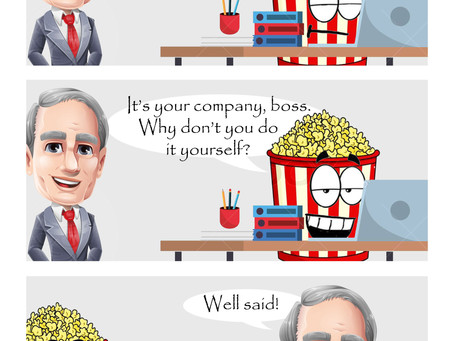 Snack Gags Ep.140 | Boss