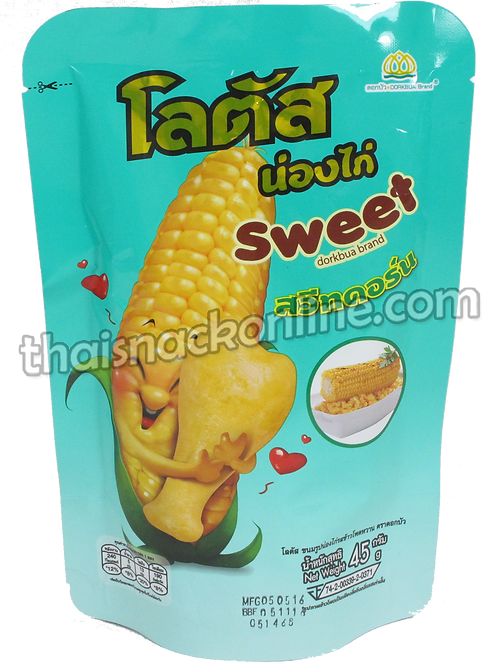 Lotus - Sweet Corn (45g)