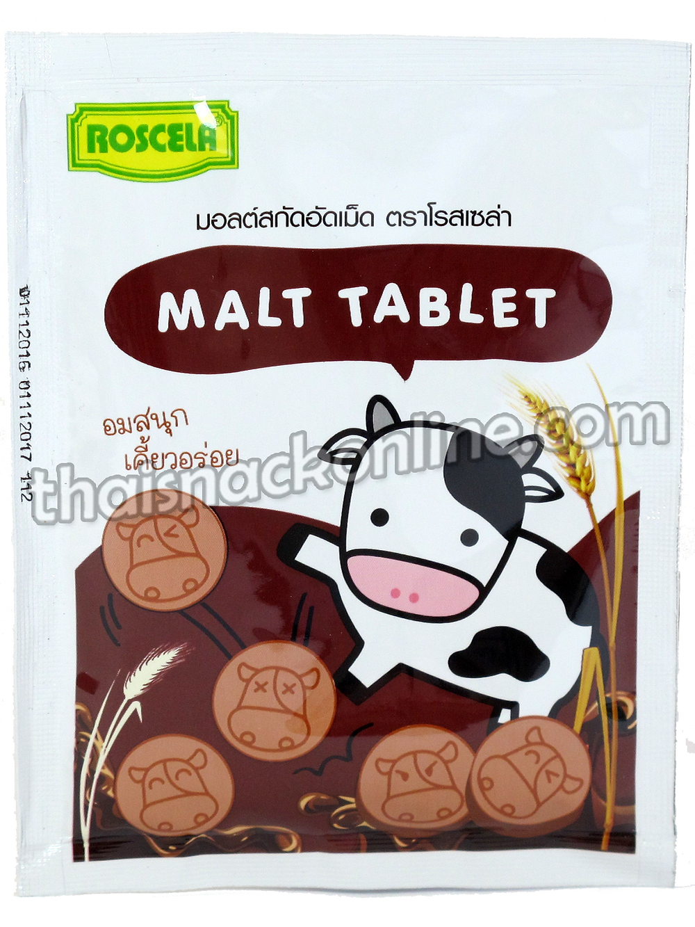 Roscela - Tablet Milk Chocolate