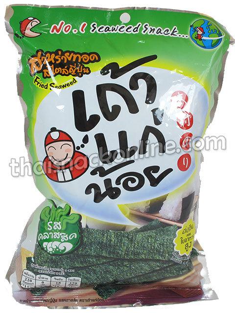 Tao Kae Noi - Crispy Seaweed (30g)