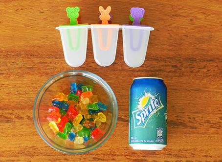 DIY Snacks | Jolly Bear Popsicle