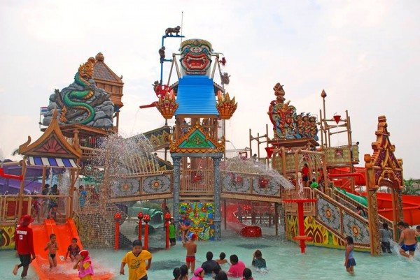 Ramayana waterpark