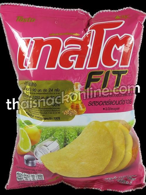 Tasto - Potato Chips Salt & Sour (48g)