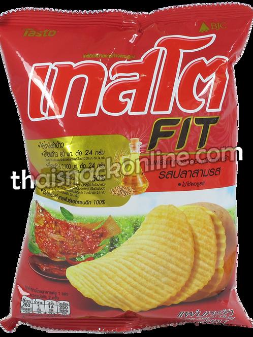 Tasto - Potato Chips Fishy 3 Spices (48g)
